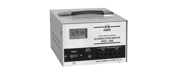 Automatic Voltage Stabilizers (AC)